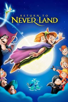 Watch Return to Never Land Full Movie