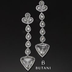 Butani Jewellery. The rose cut diamond made popular in the 15th century has evolved with modern cutting techniques while retaining the soft romanticism of diamonds in the early period.