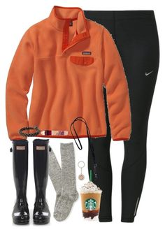 """10 sets for Jude! Set 7!"" by kaley-ii ❤ liked on Polyvore featuring NIKE, Patagonia, Aéropostale, Hunter, MANGO, Marc Jacobs, 10setsforjude and plus size clothing"
