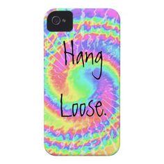Tie Dye Case iPhone 4 Case-Mate Case