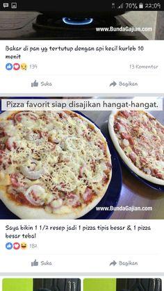 Step 11 Pizza Tanpa Oven Finish