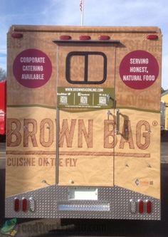 Brown Bag Food Truck