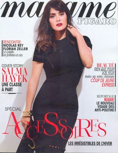 Gucci Cover - Madame Figaro FRA, September 2012: www.gucci.com