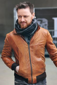 James McAvoy style