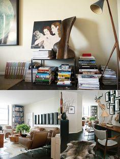 Brad Ford's apartment