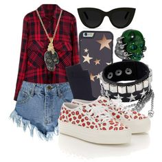 """""""Outfit 7"""" by wynonaryan on Polyvore"""