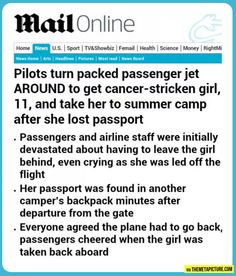 The coolest pilots in the world…tjn        Let's us know there is hope for humanity after all and chivalry isn't dead!