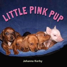 <DIV>Pink was the runt of the pig litter. He was so small that the Kerby family didn