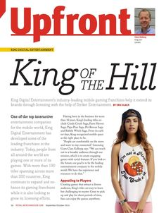 King of the Hill: Candy Crush Saga http://retail-merchandiser.com/