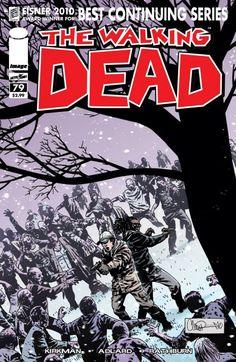 The Walking Dead #79  Surrounded.