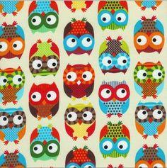 owl pattern ♥