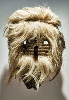 Parte de la colección de máscaras más extensa de México en el Museo Rafael Coronel, Zacatecas.