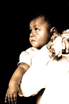 Fijian Faces by Alison Wells, via Behance