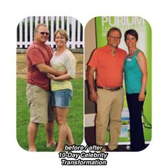 Have you heard of the 10 Day Celebrity Transformation?  I have lost 22lbs and my husband has lost 28lbs! We are both feeling great! No more aches & pains, inflammation is gone!