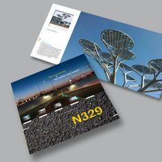 #ontwerp #fotoboek #N329 provinciale weg van de gemeente #Oss is een parel van #innovatie en #duurzaamheid binnen de #infrastructuur. www.zuid44.nl