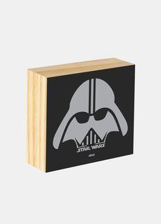 Box ilustrado - Darth Vader