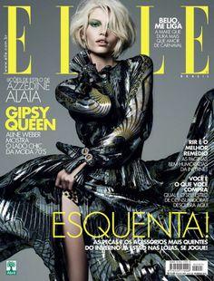 Elle Brazil, February 2013.