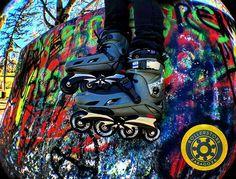 #testing #f7optimum por @juanillo_tc para @flyingeagleskates con @rollerstore_zgz en #zaragoza #freestyle #freeskate #egoframe #inlineskates #patines #rollerblading #rsbladers #rollers #life #livetoride #foreverrolling #graffiti #park #colours #grey