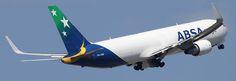 ABSA Cargo Boeing 767-300F