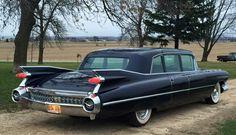1959 Cadillac Fleetwood Series 75 limousine