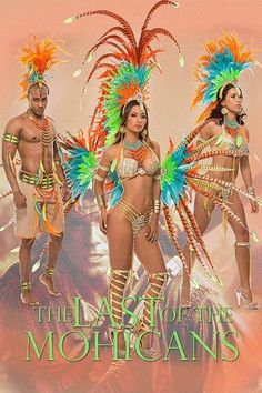 Trinidad Carnival 2015, Fantasy, Blockbuster,  The Last of the Mohicans