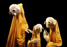 Rod puppets