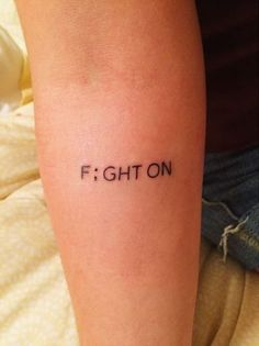 Expressive Quotes Tattoo Ideas For Women - Trend To Wear