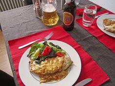 Backofen - Zwiebelschnitzel, ein raffiniertes Rezept aus der Kategorie Geflügel. Bewertungen: 137. Durchschnitt: Ø 4,3.