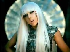 Lady GaGa - Poker Face [Official Music Video] HQ....  i'll hit him hard, show him what i've got!