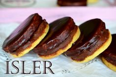 Isler My Favorite Food, Favorite Recipes, Romanian Food, Home Food, Macaron, Sweets Recipes, Something Sweet, Cookies, Cheesecakes