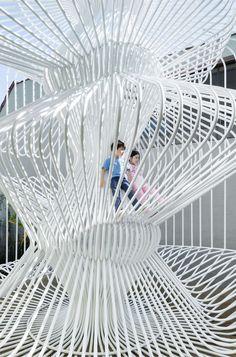 La Cage aux Folles by Warren Techentin, Los Angeles art