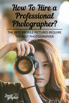 The Best Profile Pictures Require the Best Photographer. It may be true that you shouldn't judge a book by its cover, but it's also true that a picture is worth a thousand words. When you're setting up a new account, whether it's for social media like Facebook, a dating profile such as Tinder, or something more professional and work related, a good profile picture is a key element. But what makes a profile picture good? Photography Business, Couple Photography, Photography Tips, Honeymoon Tips, Best Profile Pictures, Sunset Images, Local Photographers, Instagram Travel, Cultural Experience