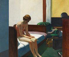 Cuadros: Hopper en el Museo Thyssen-Bornemisza con EL PAíS