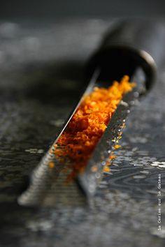 zestes d'oranges