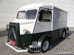 Citroën HY Mobilhome + Remorque as Van / Minibus in Aalter