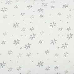 George Home Brushed Cotton Snowflake Fitted Sheet | Home & Garden | George at ASDA