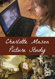 Charlotte Mason Picture Study - An easy way to incorporate art appreciation in your homeschool while spending just a little time each week. Classical Education, Art Education, Charlotte Mason, Homeschool Curriculum, Homeschooling Resources, Lessons For Kids, Art Lessons, Art School, School Ideas
