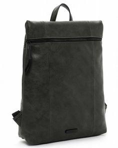 Suri Frey Oliv grün eleganter Cityrucksack Backpack