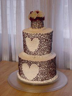 Anniversary Cake I made