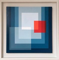 Salvador Santos, Diptych II - Abstract Geometric Painting, Contemporary, Art, S .