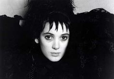 """WINONA RYDER could soon be reprising her role as Lydia Deetz in cult Tim Burton film Beetlejuice. Although the actress has been """"sworn to secrecy"""", she said that it """"sounds as if it might be happening"""". Beetlejuice Characters, Tim Burton Characters, Female Characters, Beetlejuice Movie, Lydia From Beetlejuice, Lydia Beetlejuice Costume, Beetlejuice Makeup, Sweeney Todd, Winona Ryder Beetlejuice"""