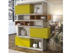 Modern Modular Bookcase Velvet 127 - $3,925.00