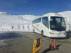 Autobuses para excursión