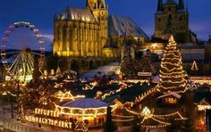 The Christmas Market in Brussels, Belgium, reminds me that Brussels not only has the most beautiful square in all of Europe, but its holidays are filled with lights, laughter and spectacular entertainment nightly.