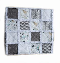 We are a mother & daughter duo from Manitoba, making precious modernistic baby bedding & accessories for little babes! Rag Quilt, Quilts, Keepsake Quilting, Blanket, Baby, Handmade, Hand Made, Quilt Sets, Blankets