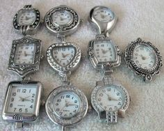 10PCS Mix of Silver Quartz Watch face Charms/Links #18464, http://www.amazon.com/dp/B00CNYFT34/ref=cm_sw_r_pi_awd_hGd7rb11FPQMR