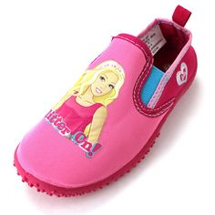 Fabric US Size 8 Flats Medium Width Shoes for Girls Girls Shoes, Baby Shoes, Water Shoes For Kids, Aqua Socks, Mattel Barbie, Cute Baby Clothes, Big Kids, Summer Fun, Pink Girl