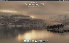 Xubuntu -The Desktop December- by ~szltam5863 on deviantART