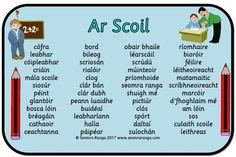 The Primary Education Hub Primary Teaching, Primary Education, Irish Gaelic Language, Gaelic Irish, Irish Pride, Art School, School Ideas, Classroom Inspiration, Ireland