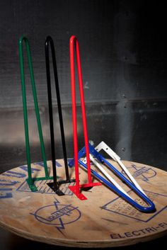 Powder-Coated-Hairpin-Legs-Sold-Individually-ALL-SIZES-COLORS-1-2-Diameter